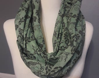 Anne of Green Gables Infinity Scarf