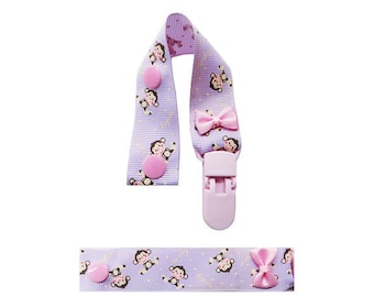 Monkey See ABDL Adult Paci Clip
