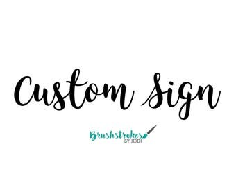 "30x48"" custom sign, rustic wood sign, custom sign, wooden signs, custom art, custom rustic art, custom wooden signs, handpainted signs"