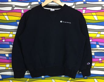Rare!! Champion Products Small Logo