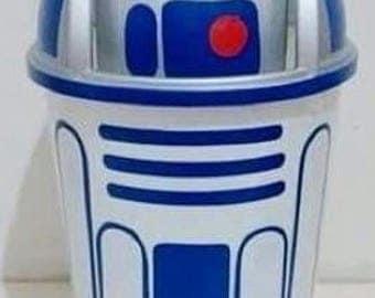 R2-D2 Mini Trash Can