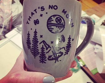 That's No Moon Mug