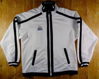20% OFF Vintage 90's KAPPA Jacket Sweatshirt Pullover Rare Design