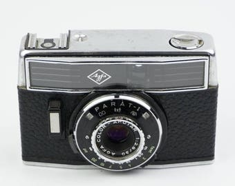 Limited time offer Agfa Parat-I Camera with Color-Apotar 30mm f/2.8 Lens 1963-68