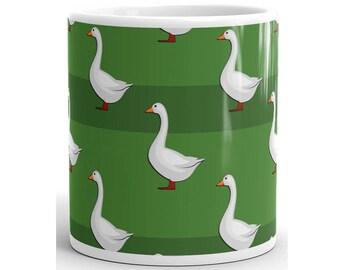 Goose Mug, Goose Coffee Mug, Goose Cup, Goose Coffee Cup, Goose Mugs, Goose Gift, Goose Gifts, Goose Lover, Goose Party, Goose Birthday
