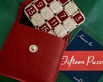 Fifteen Puzzle Vintage Game