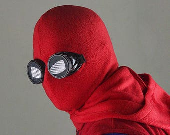 Spider-Man Homecoming/Lenses V1 + Mask/Lenses V1 + Mascara