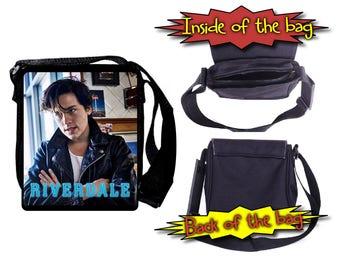 Riverdale Jughead Cole Sprouse Shoulder Bag
