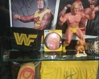 Hulk Hogan Memorabillia lot