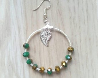 Dangle beads