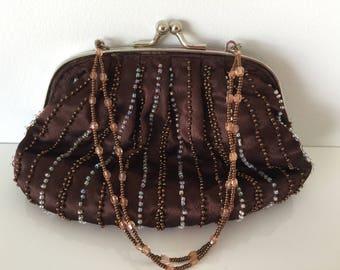 Vintage evening bag 1980's, 80's