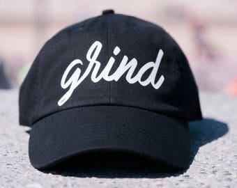 Unisex Grind Dad Hat