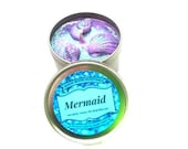 Mermaid| Literary Candle | Candle of the Month | Good Book Hunting Soy Candle