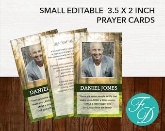 Prayer cards | Etsy