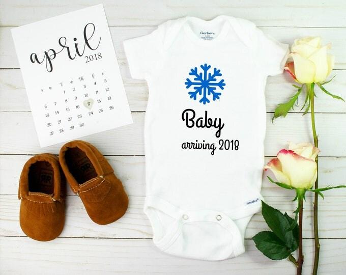 IVF Baby Announcement / Pregnancy Announcement
