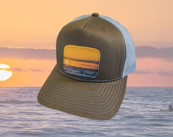 Dos Hermanos Sunset Snapback