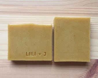 Turmeric Soaps (with Geranium Essential oil) Handmade & Natural