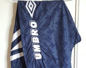 Vintage 90s Umbro track size XL like new Rare.