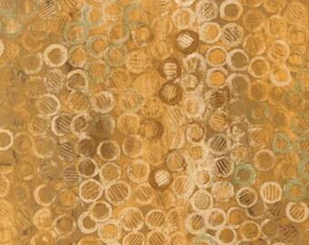 Mustard and Tan PATCHWORK fabric CONTINUUM Robert Kaufman