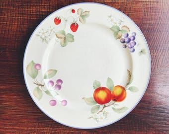 Savoir Vivre Luscious Dinner Plate