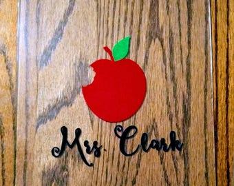 Teacher Appreciation Clipboard. Personalized teacher Clipboard!! Perfect teacher gifts!!