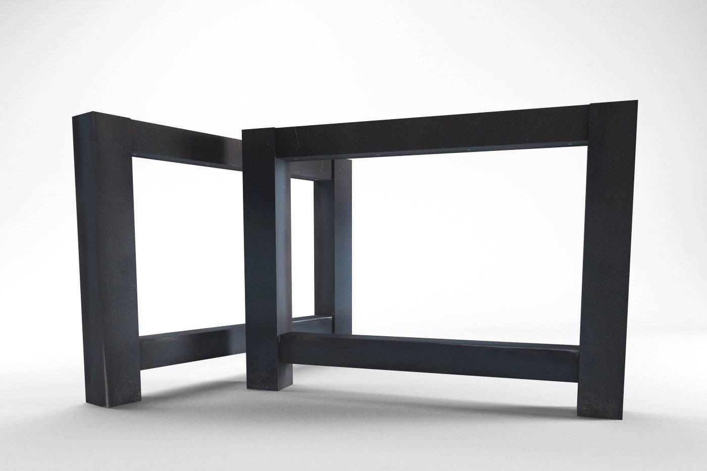 100 iron table bases modloft argyll dining table base table