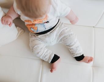 CUSTOM Baby Legging Pants