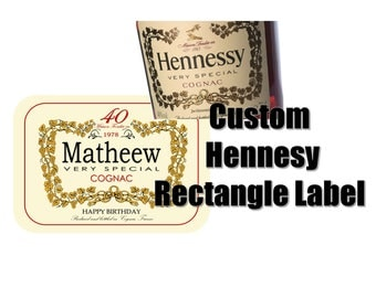 Printable Hennessy Label - a-k-b info
