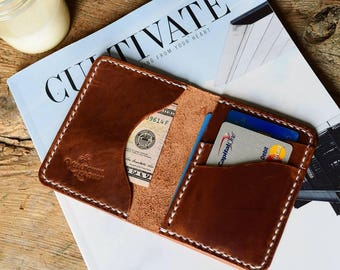 Dublin Leather Mid-Wallet