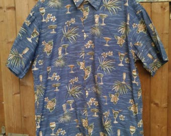 Hawaiian shirt 90 (L)