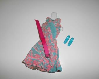Vintage Barbie Ruffles 'n Swirls 1783 (1970 - 1971)