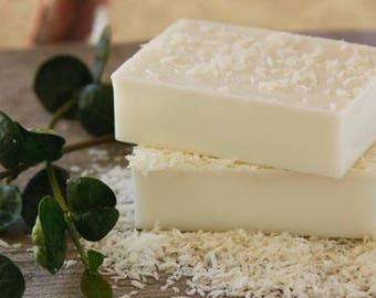Organic Goats Milk Soap Bars