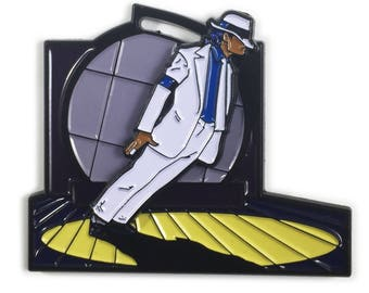 Smooth Criminal Enamel Pin