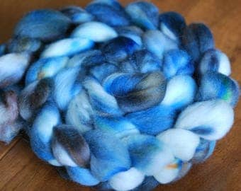 BFL Roving - Approx 100g #2