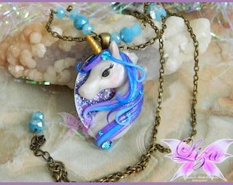 Unicorn Necklace / unicorn Jewelry