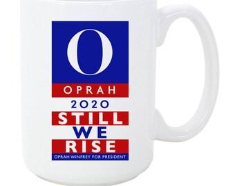 Oprah Winfrey For President 2020, Oprah 2020