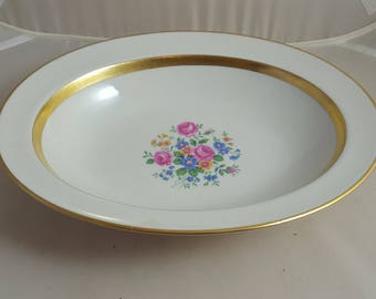 Theodore Haviland Gainsborough Oval Vegetable Bowl