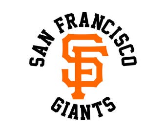 San Francisco Giants Cut Files, San Francisco Giants SVG Files, San Francisco Giants SVG Cutting, Giants Cuttable SVG File, Instant Download