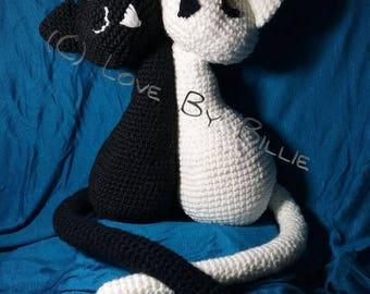 Crochet Love Cats