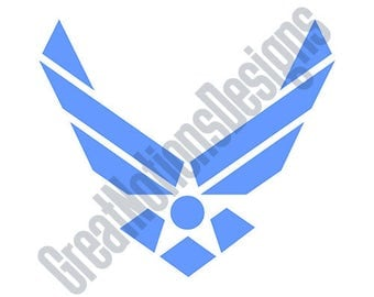 Air Force 1 Color SVG - HTV - Vinyl Cutting Graphic Art