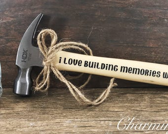 Father of the Bride Gift - Father of the Groom Gift - Father of the Bride Hammer - Personalized Hammer - Hammer - Personalized Tools