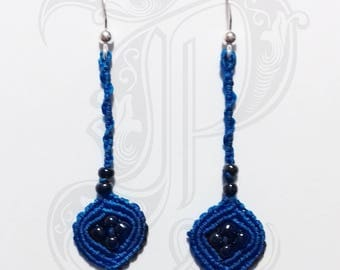 MACRAME EARRINGS M1701