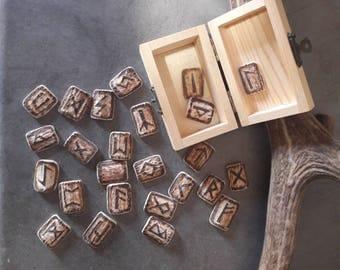 Great Old Futhark Rune game