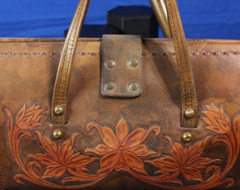 Leather Woman's Bag