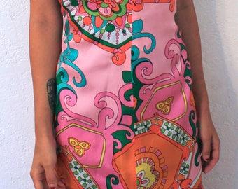 Original Gee Gee's California 60's Dress