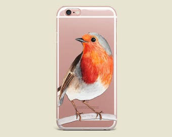 Bird iphone 8 case Clear iphone 7 case iPhone X case Protective iPhone 6s case Transparent iPhone 5 case iPhone 6 Plus case iPhone 7 Plus