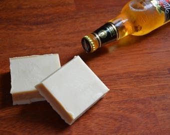 Beer Soap, Cold Process Soap, Homemade Soap