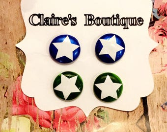 Saenz Stud Earrings