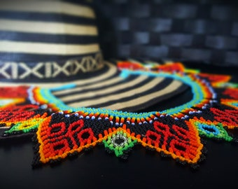 Okama Quidua. Embera Art-Chamí