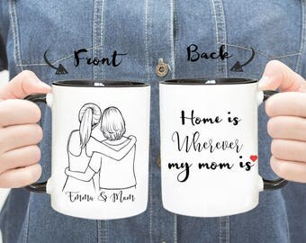 Mothers Day Gift, Mom Gift, Custom Mom Gift, Mom Mug, Personalized Mom Gift